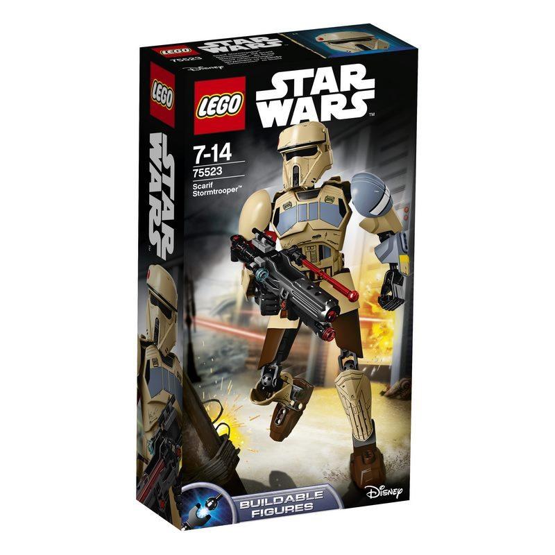 דמות לגו - מלחמת הכוכבים 75523