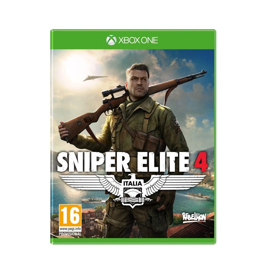 XBONE SNIPER ELITE 4 LIMITED EDITION