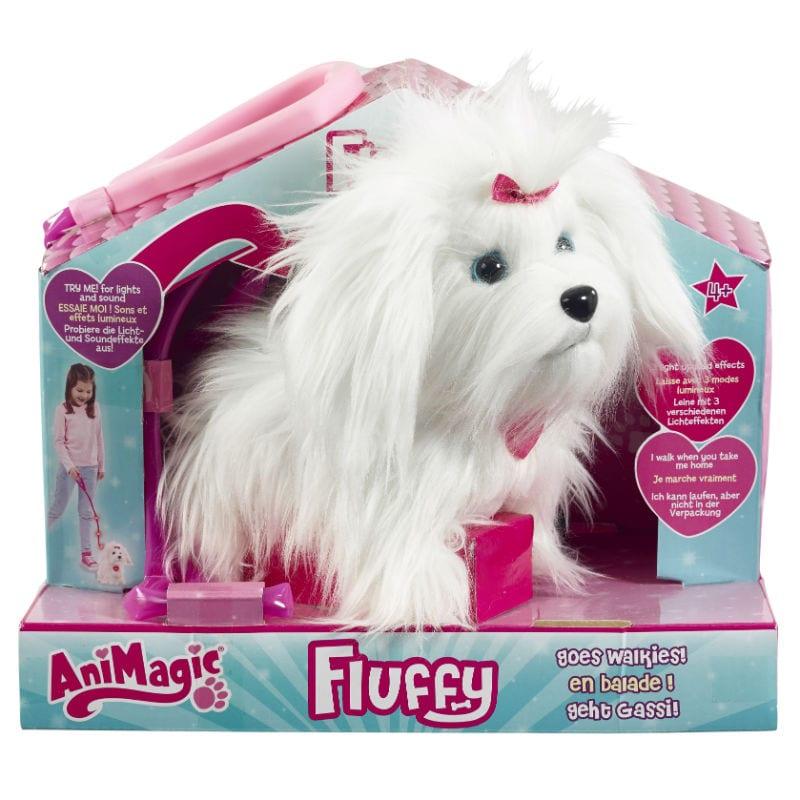 אנימג'יק - פלאפי הכלבה