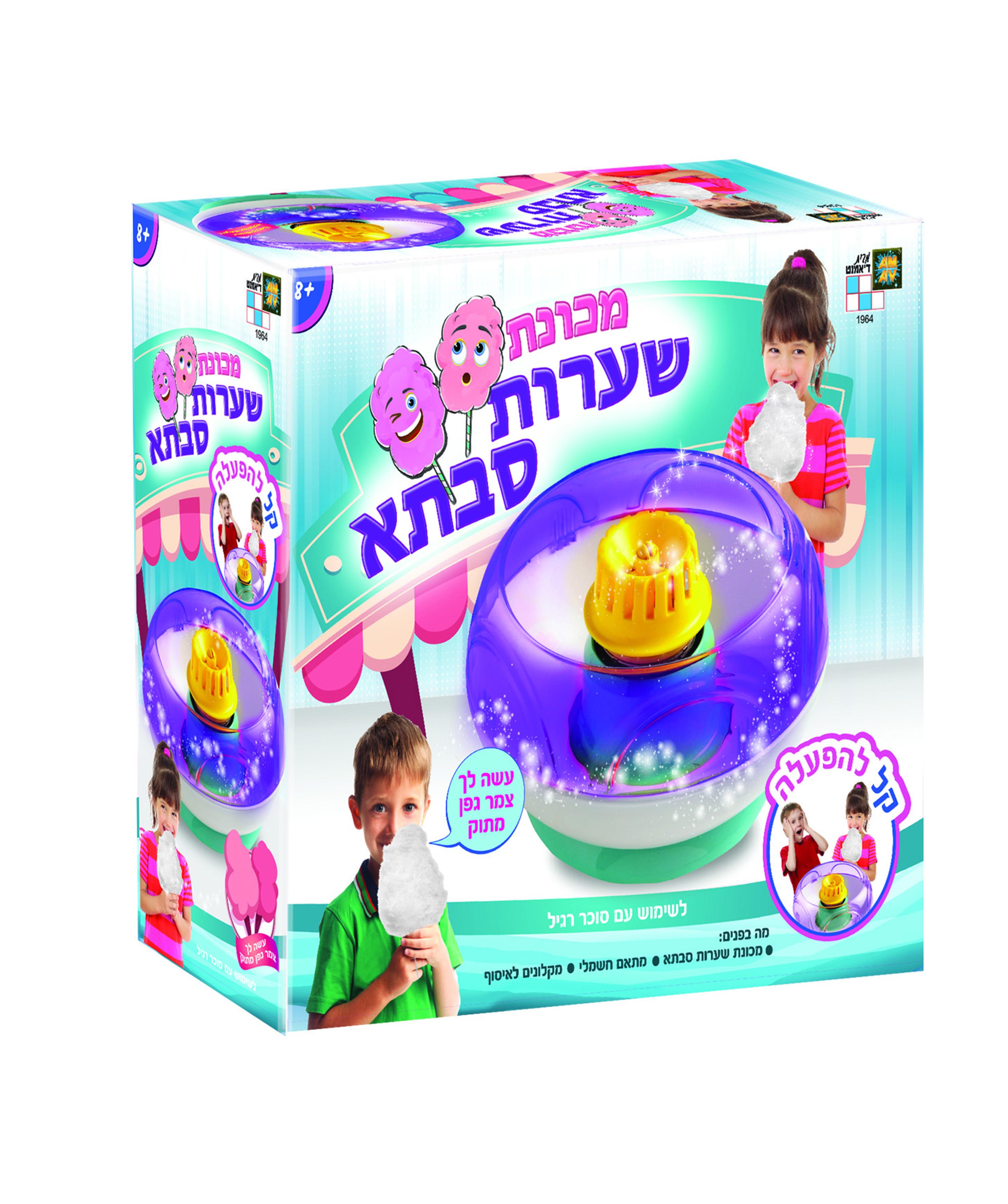 מעולה  מכונת שערות סבתא - . - חנות צעצועים לילדים - אמיגו IV-81