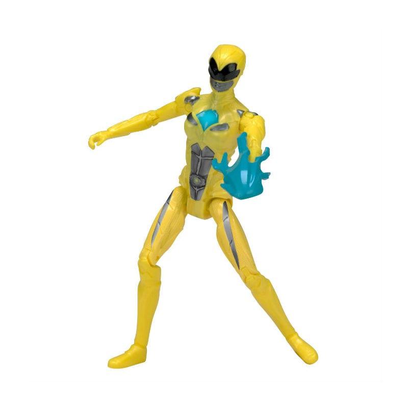 פאור ריינג'רס קטן - צהוב