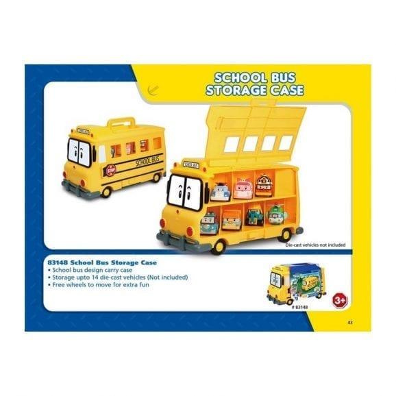 אוטובוס לאחסון מכוניות פולי
