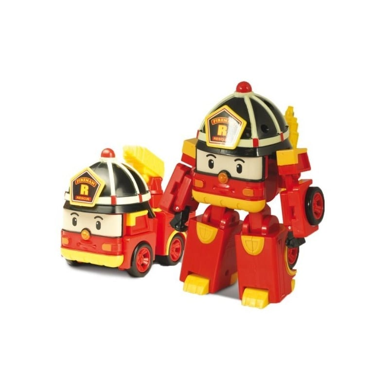 רובוטריק מכבי אש פולי בינוני - רוי