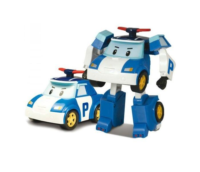 רובוטריק משטרה בינוני - פולי
