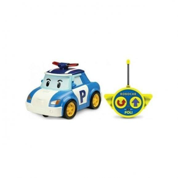 רובו אוטו פולי - מכונית משטרה