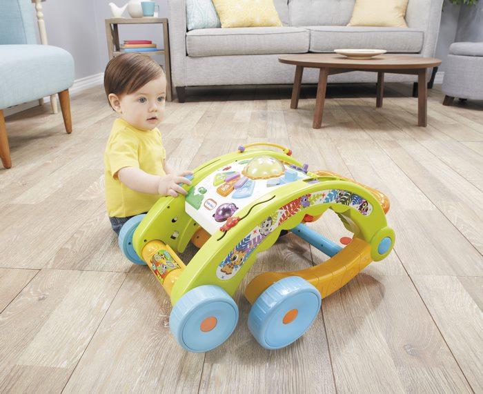 הליכון פעילות לתינוק 3 ב-1