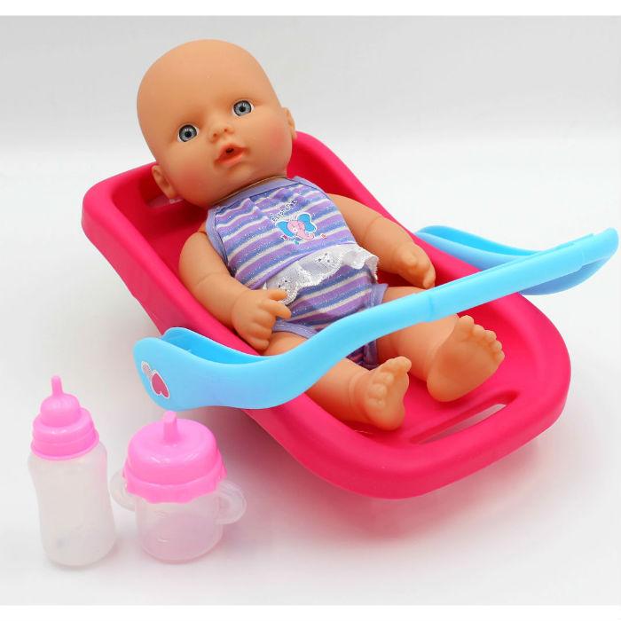 בובה תינוק מדברת בסלקל