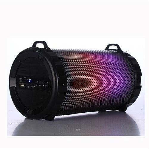 רמקול Bluetooth קריאטיב - אורות לד צבעוניים