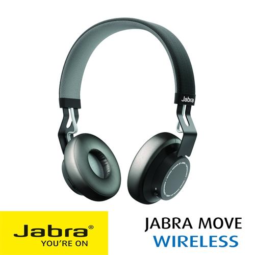 אוזניות אלחוטיות עם מיקרופון - שחור