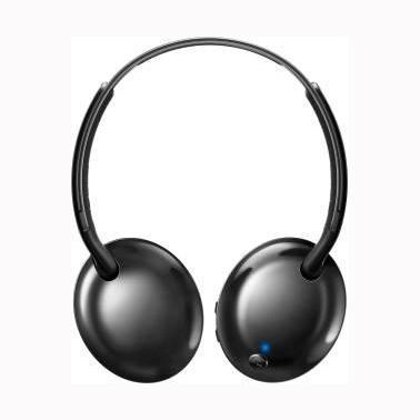 אוזניות Bluetooth - שחור