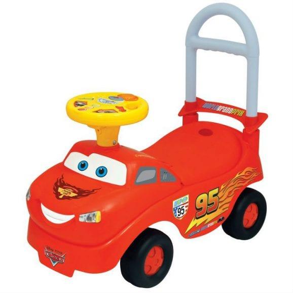 בימבה מכונית - אדומה