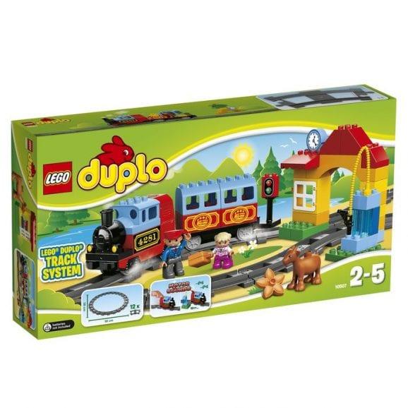 לגו דופלו - רכבת נוסעים 10507