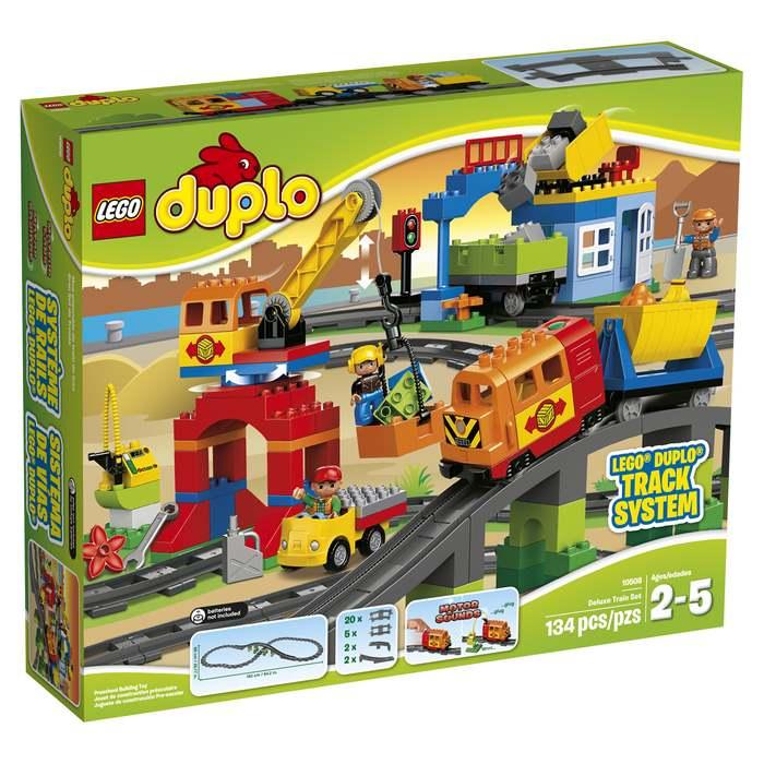 לגו דופלו - רכבת מסע 10508