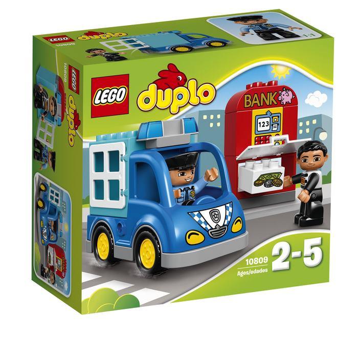 לגו דופלו - רכב סיור משטרה 10809