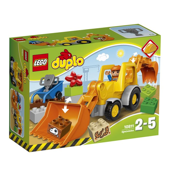 לגו דופלו - משאית עבודה 10811