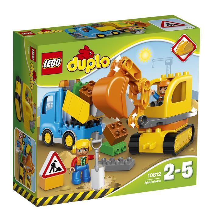 לגו דופלו - משאית עיר 10812
