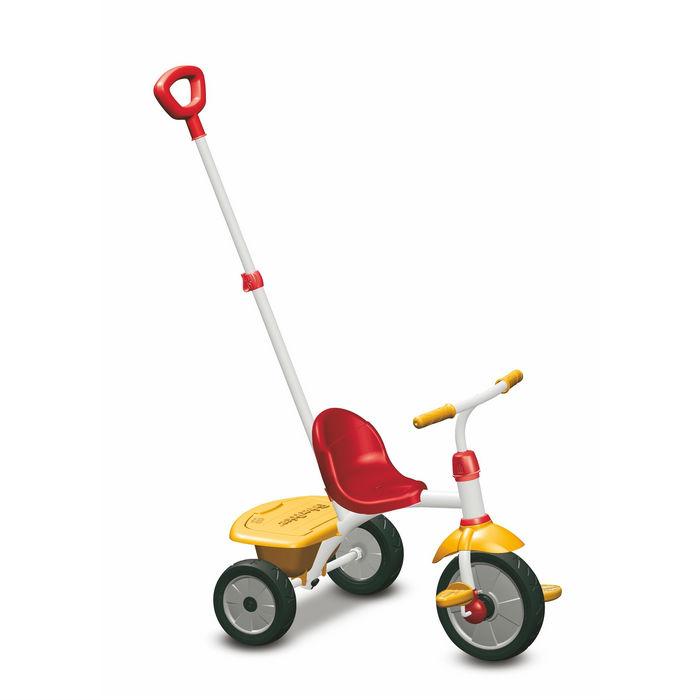 אופני פישר גליי - אדום צהוב