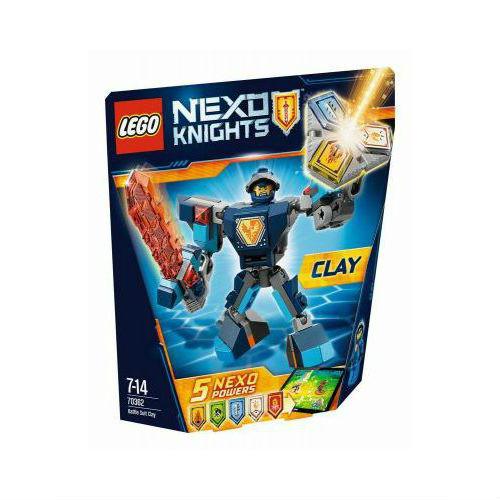 לגו נקסו - שקית שריון כחול 70362
