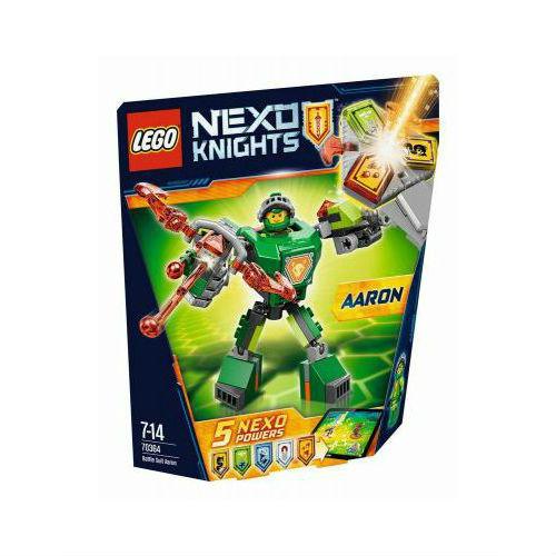 לגו נקסו - שקית שריון ירוק 70364