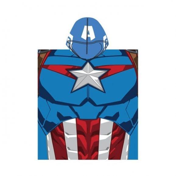 מגבת קפוצ'ון - קפטן אמריקה