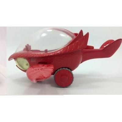כוח פיג'יי - רכב דלוקס עם דמות של ינשופונת