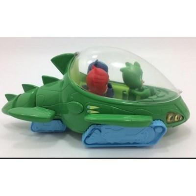 כוח פיג'יי - רכב דלוקס עם דמות של גקו