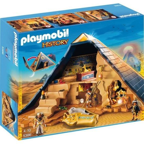 הפרמידה של פרעה פליימוביל 5386