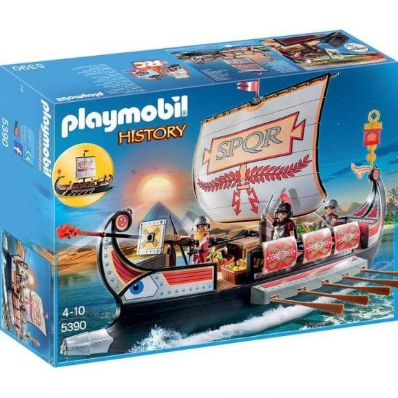 ספינת לוחמים רומאיים פליימוביל 5390