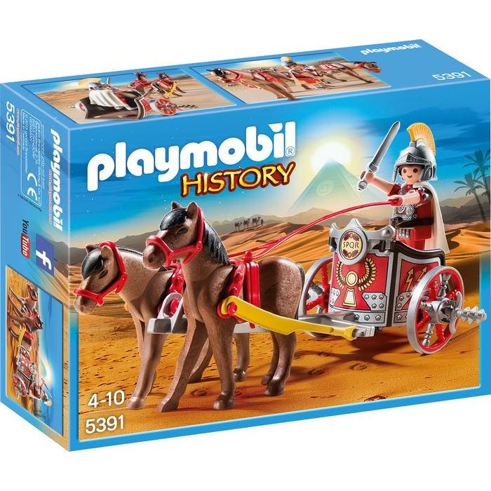 לוחם ומרכבה רומאית - פליימוביל 5391