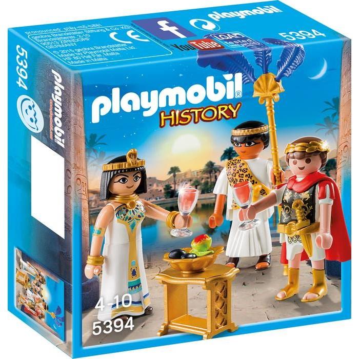 יוליוס קיסר וקליאופטרה - פליימוביל 5394