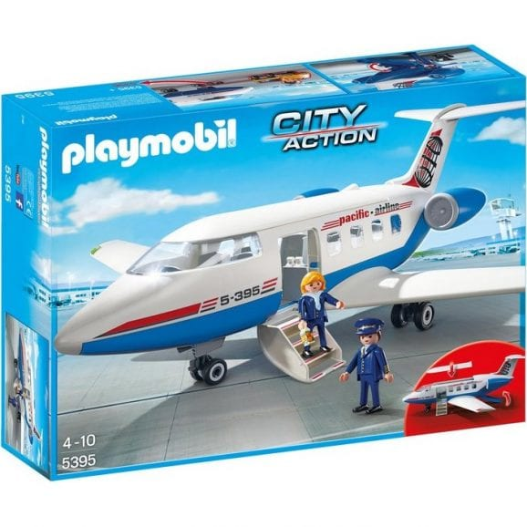 מטוס נוסעים - פליימוביל 5395