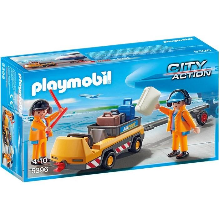 צוות קרקע ומסוע מטענים - פליימוביל