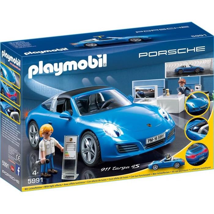 מכונית פורשה 911 פליימוביל 5991