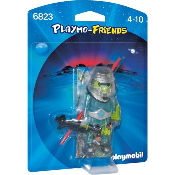 בליסטר הלוחם מהחלל פליימוביל 6823