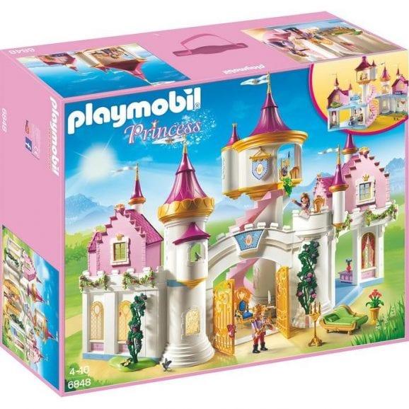 ארמון נסיכות ענק פליימוביל 6848
