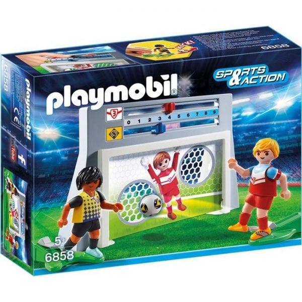 כדורגלנים ושער פליימוביל 6858