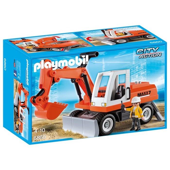 מחפר פליימוביל 6860