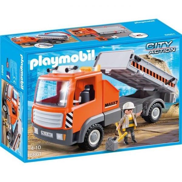 משאית חול פליימוביל 6861