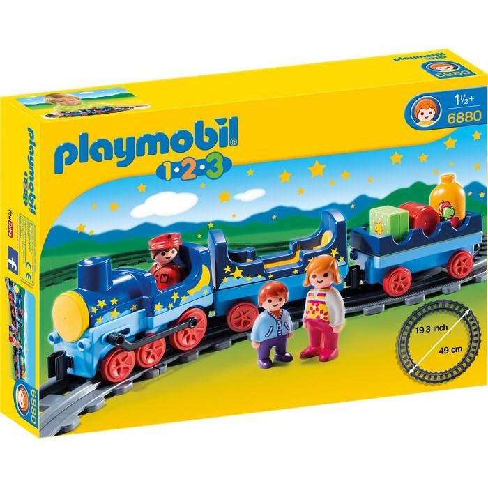 רכבת לילה ומסילה לגיל הרך פליימוביל 6880