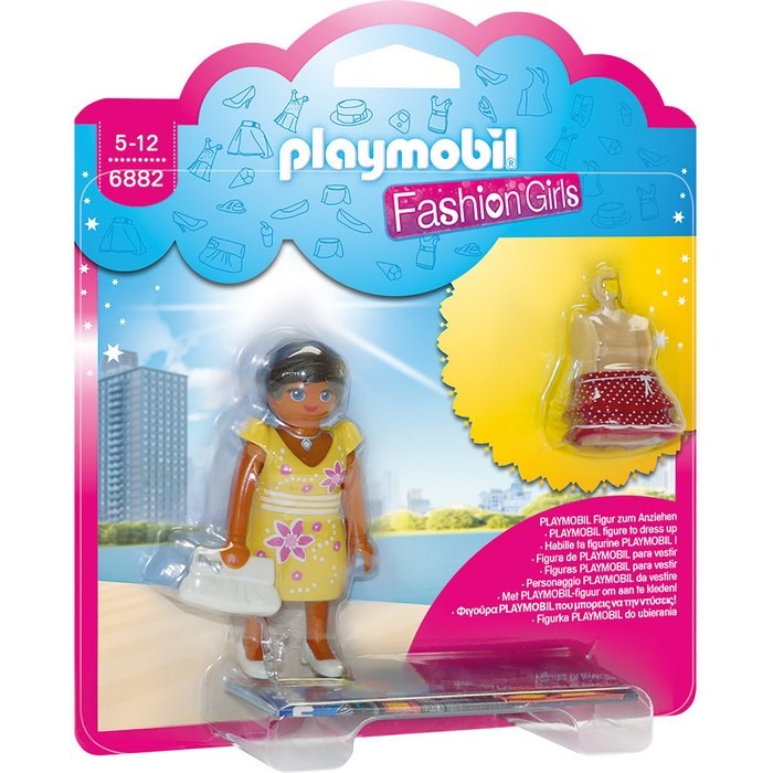 בליסטר עולם האופנה נערת קיץ פליימוביל 6882