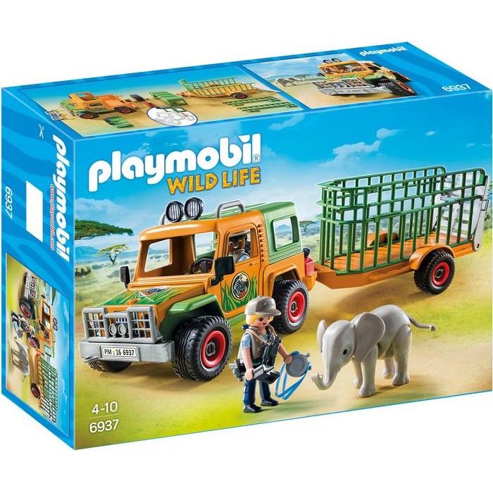 רכב פקח יערות ופיל פליימוביל 6937