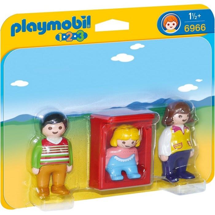 הורים ועריסת תינוק לגיל הרך פליימוביל 6966