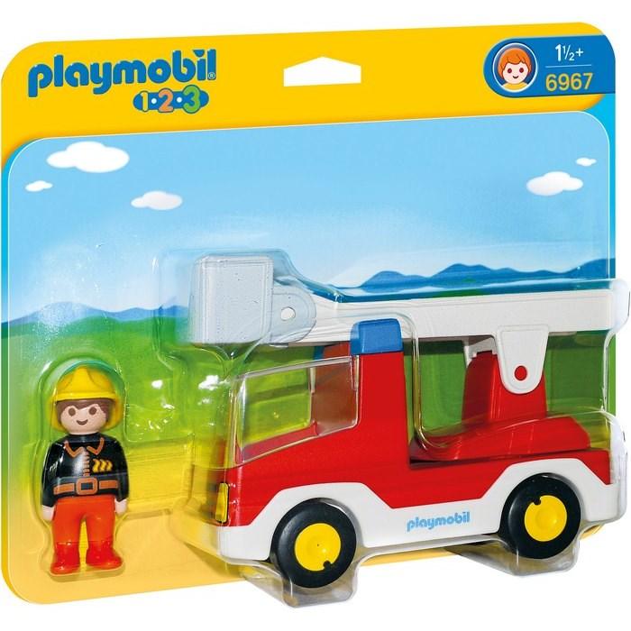 רכב מכבי אש לגיל הרך פליימוביל 6967