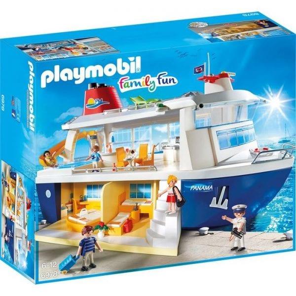 ספינת תענוגות - פליימוביל P6978