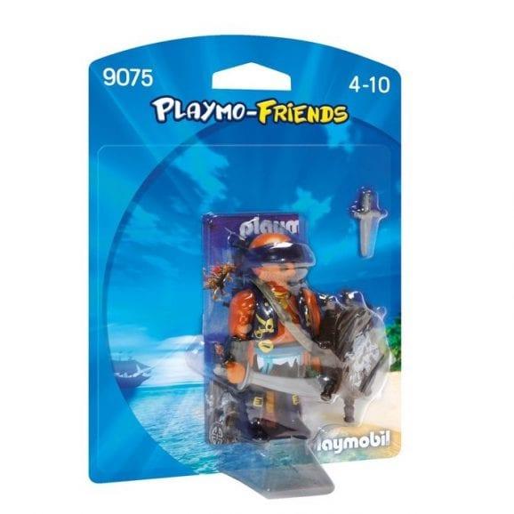 בליסטר פיראט עם מגן מלחמתי - פליימוביל P9075