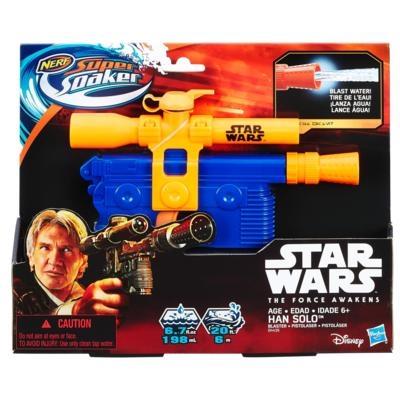 נרף רובה מים מלחמת הכוכבים HANS SOLO BLASTER
