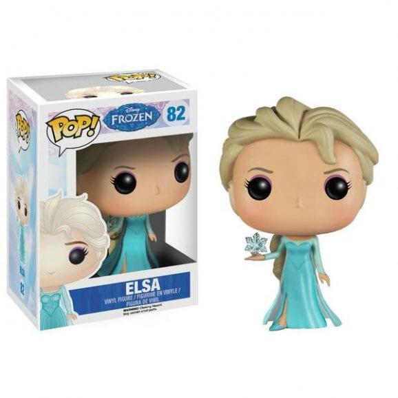 בובת פופ אלזה - Elsa POP