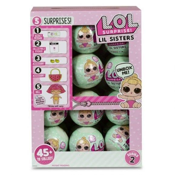כדור LIL - האחות הקטנה של LOL