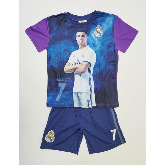 חליפת כדורגל ריאל מדריד רונלדו (סגול)