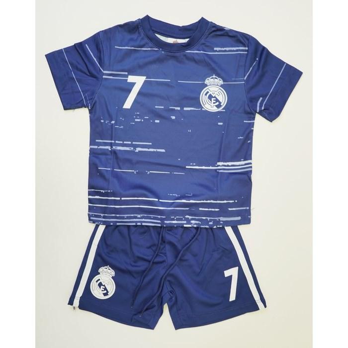 חליפת כדורגל ריאל מדריד (כחול)